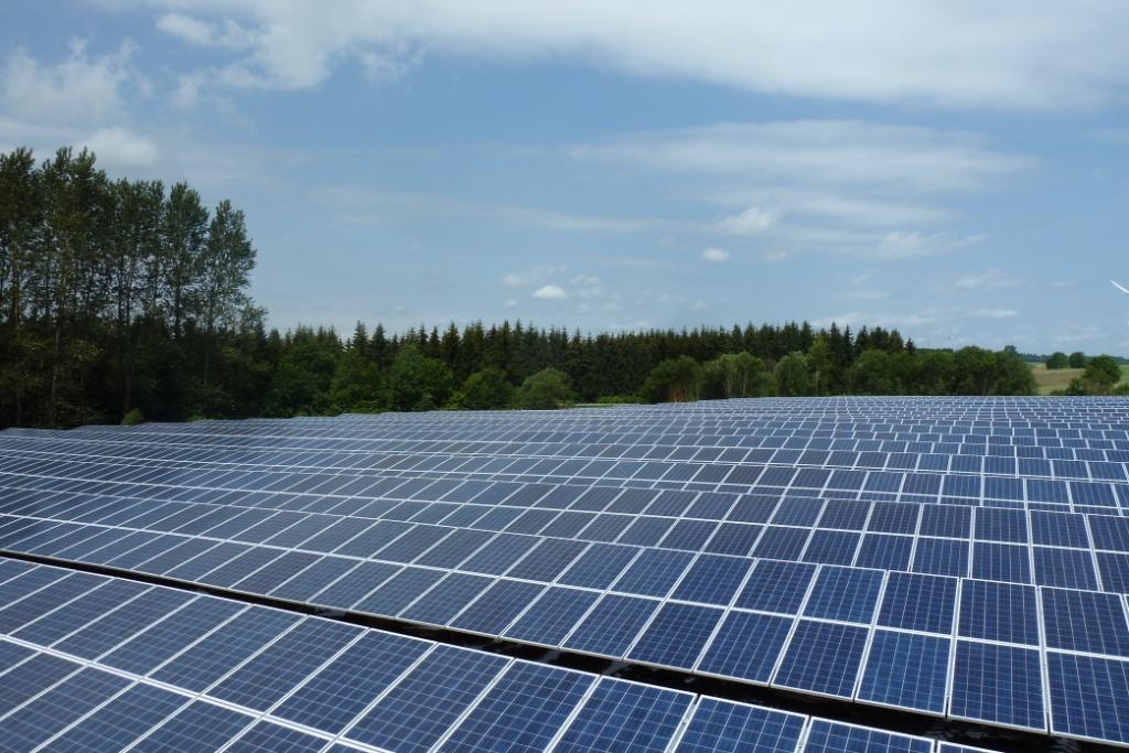 Photovoltaik Freiflächenanlagen