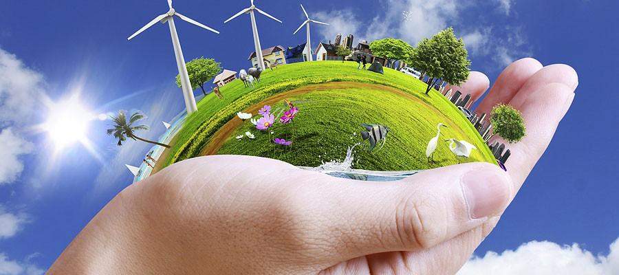 Erneuerbare energie projekte