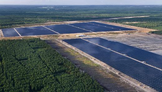 Solarpark Lieberose